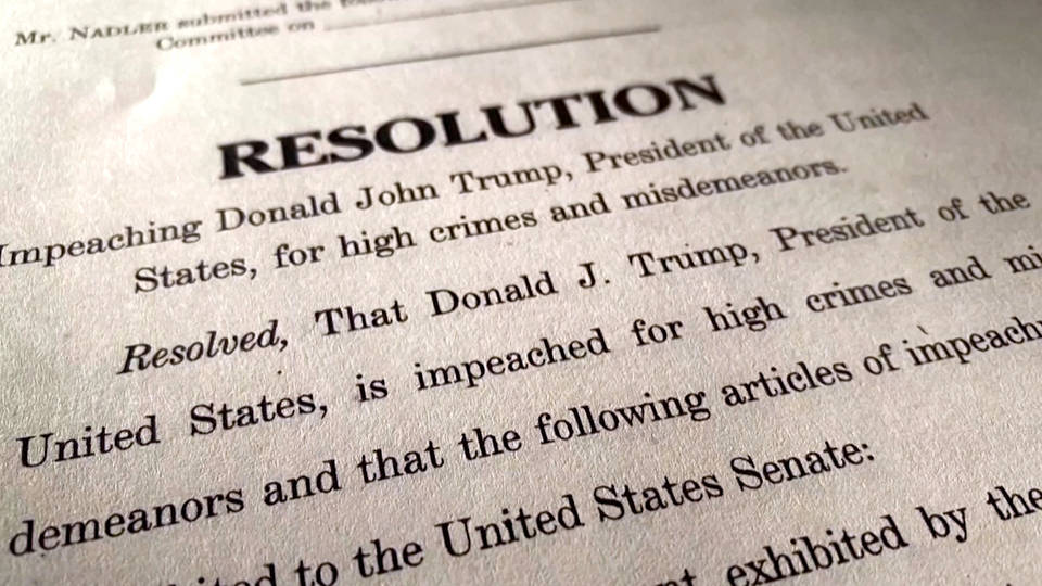 Impeachment articles