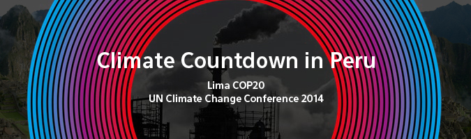 Cop20 in depth climate countdown 2