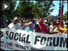 Over 10,000 March in Detroit to Open US Social Forum