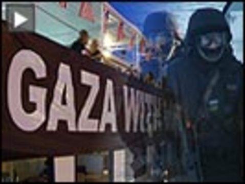 Gaza boat commandos