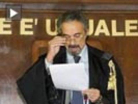 Italian judge web