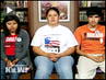 3 Undocumented Immigrants Risk Deportation in Protest for Passage of DREAM Act