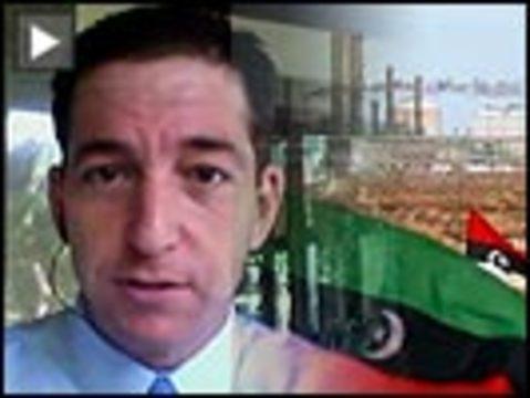 Greenwald libya