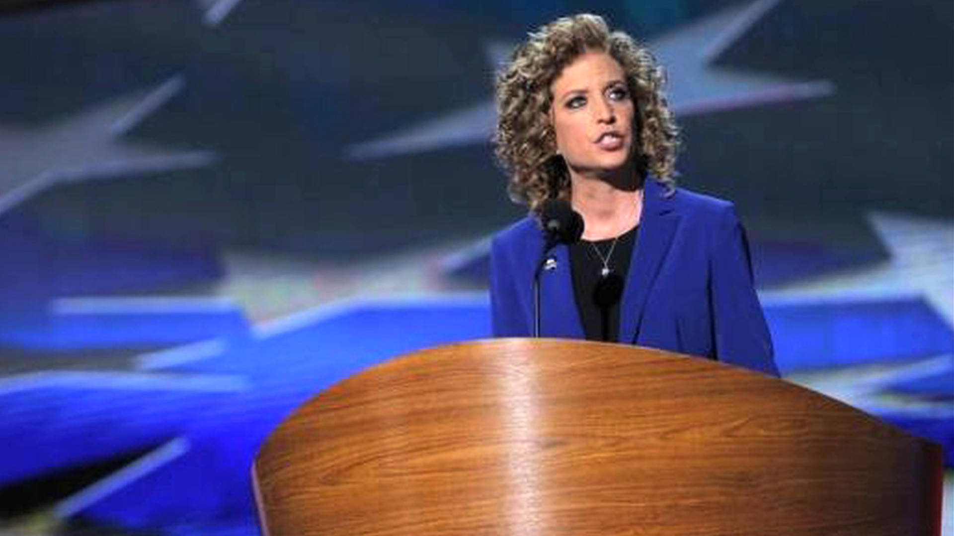 DNC Chair Wasserman Schultz Faces Criticism for Bias & Opening Up DNC to Lobbyists