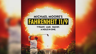 Michael moore fahrenheit 119 movie premiere