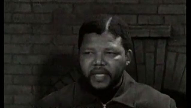 Mandela old interview