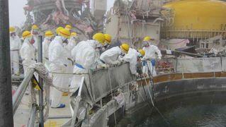 Fukushima plant 2