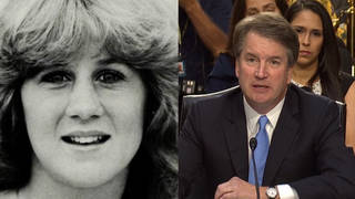 Seg christine kavanaugh split