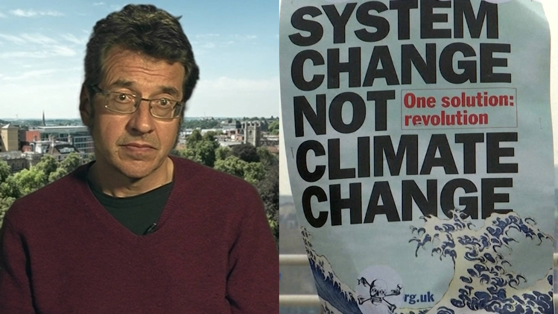 George Monbiot on U.K. Climate Emergency & the Need for Rebellion to  Prevent Ecological Apocalypse | Democracy Now!
