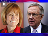 Reid Leads in Nevada Senate Race After Series of Controversial Statements by GOP Challenger Sharron Angle