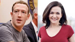 Seg zuckerberg sanders split