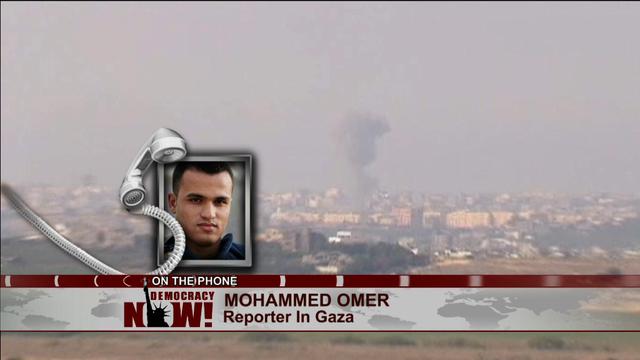 Mohammed omer gaza