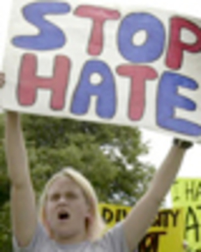 Stop hate web