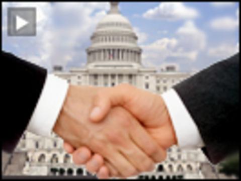 Handshake capitol