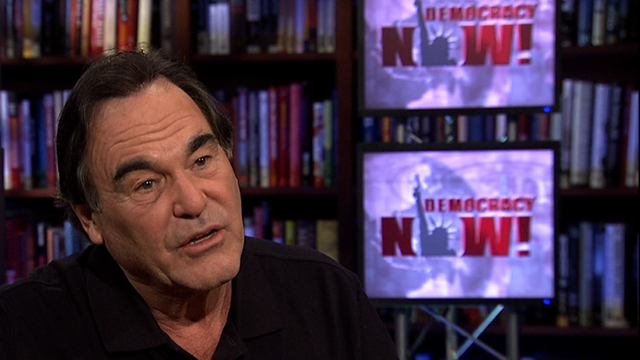 Oliver stone untold history