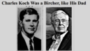 The Kochs' Anti-Civil Rights Roots: New Docs Expose Charles Koch's Ties to John Birch Society