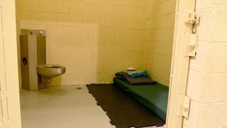 Solitary confinement prison cell marshall project 2
