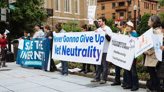 S8 protest net neutrality