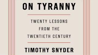 S7 cartel de la tiranía Snyder