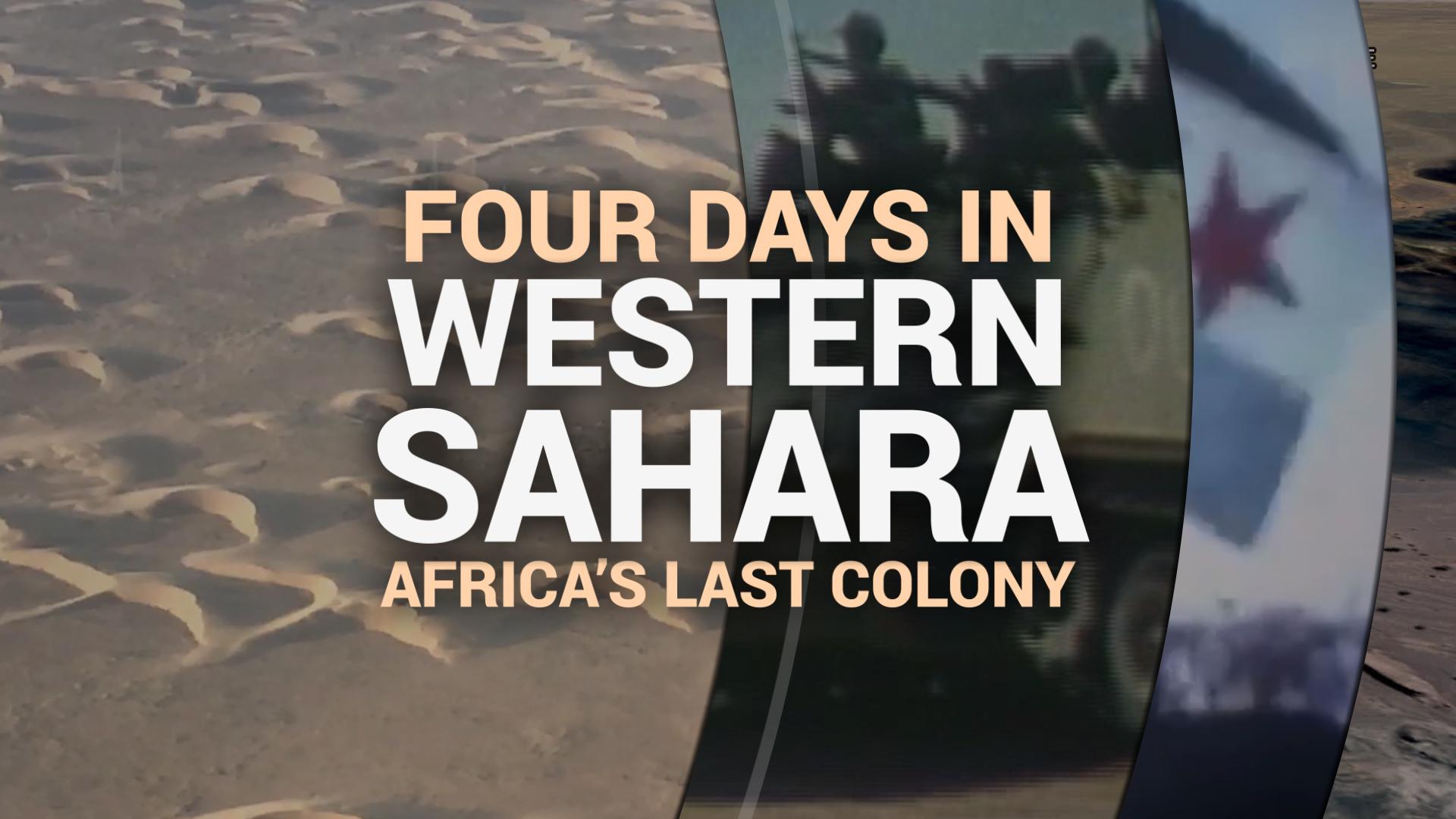H four days in western sahara0