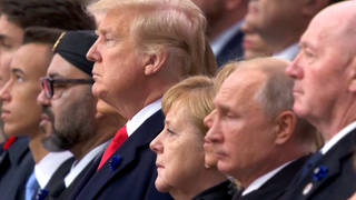 Seg trump worldleaders armistice france closeup