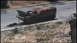 Syria tanks