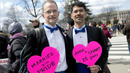 """A Historic Moment"": California Couple on Decades-Long Legal Struggle for Marriage Equality"