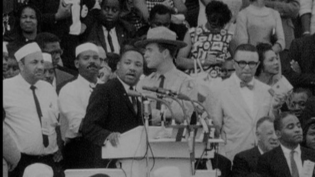 50 Years Later, the Untold History of the March on Washington & MLK's Most Famous Speech
