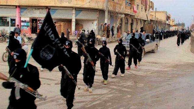 Isismarching