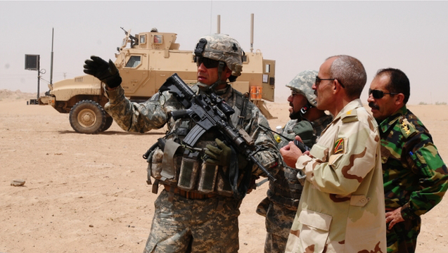 """This is Crazy"": Ex-State Dept. Official Matthew Hoh Blasts Obama's Doubling of U.S. Troops in Iraq"