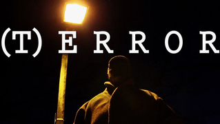 Terror documentary film poster