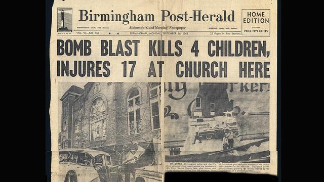 Birmingham bombingold
