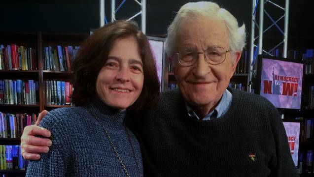 Noam Chomsky on Life & Love: Still Going at 86, Renowned Dissident is Newly  Married | Democracy Now!
