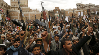 Yemen houthi rebels 1
