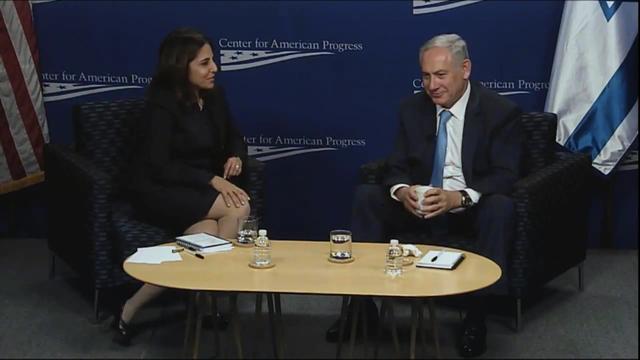 Netanyahu cap 2