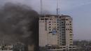 Journalism-building-gaza