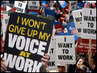 Crackdown on Organized Labor: States Call for Wage & Benefits Cuts, Urge Laws to Curb Union Influence