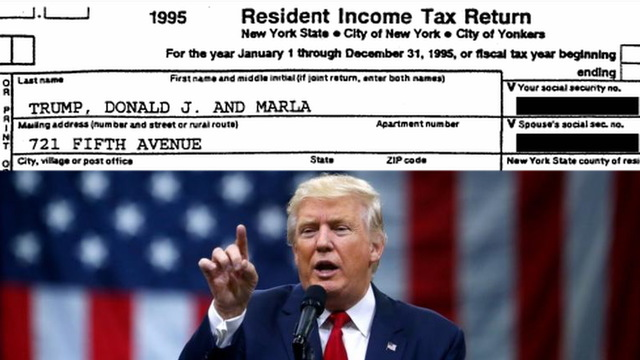 S1 trump tax returns