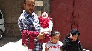 S2 muslim travel ban yemeni girl cerebral palsy