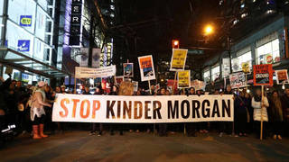 S kinder morgan pipeline protest3