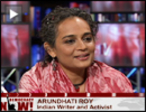 Roy democracynow
