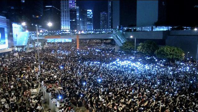 Occupyhongkong