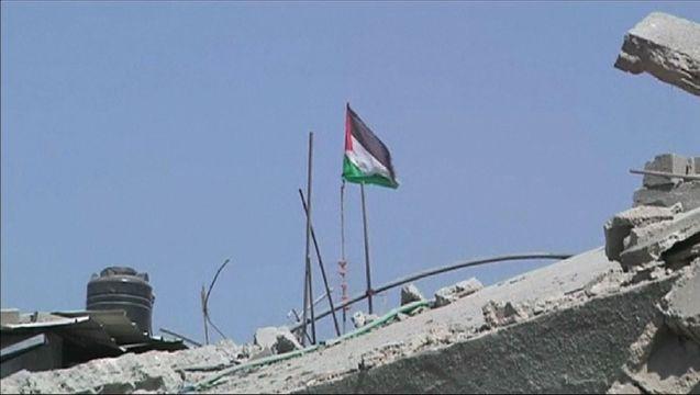 Palestinian israeliceasefire