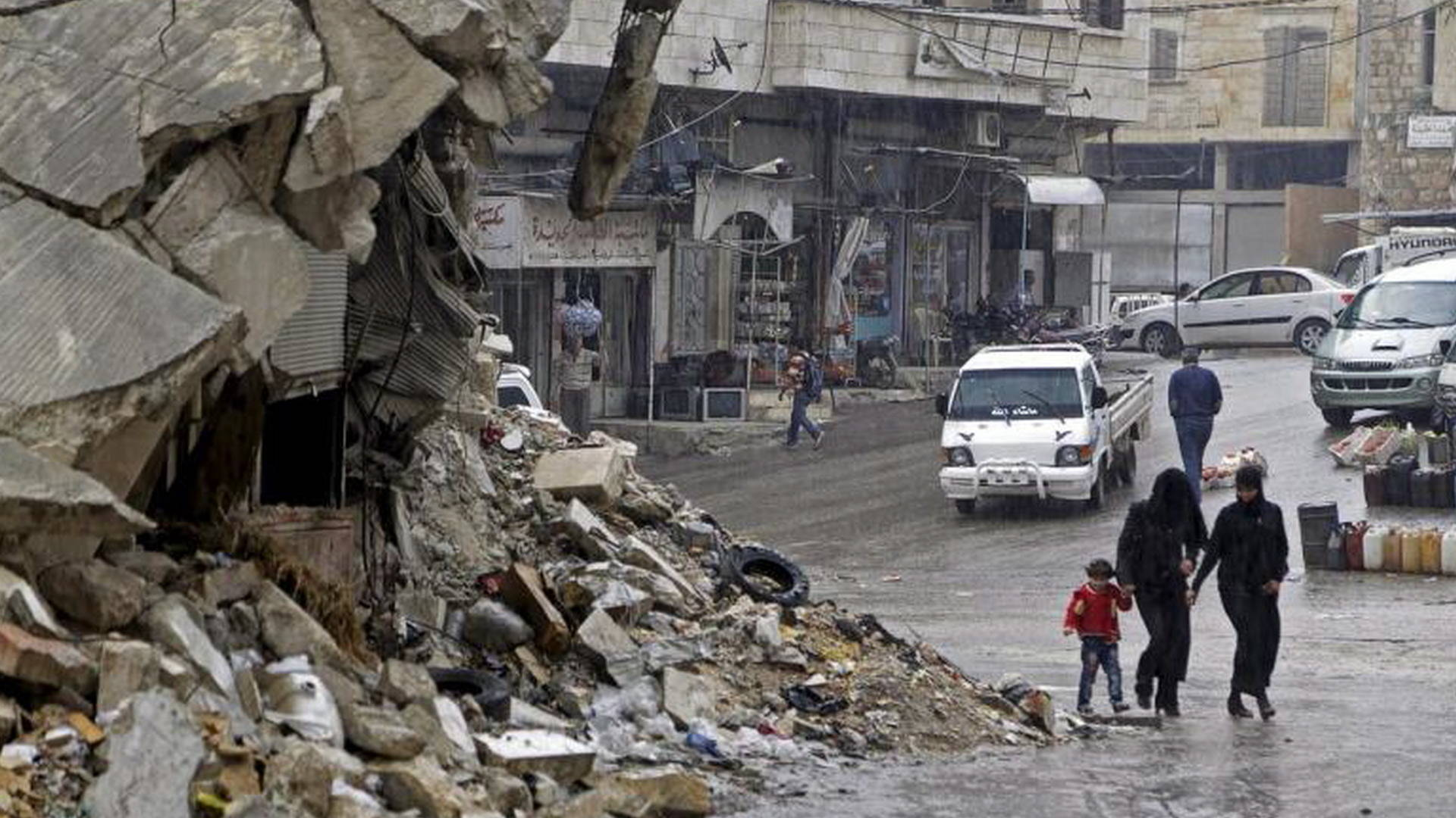 "Voting Against Climate Change >> ""Nothing Short of a Slaughter"": 1 Million Syrians in Aleppo Under Siege with No Hospital, Food ..."