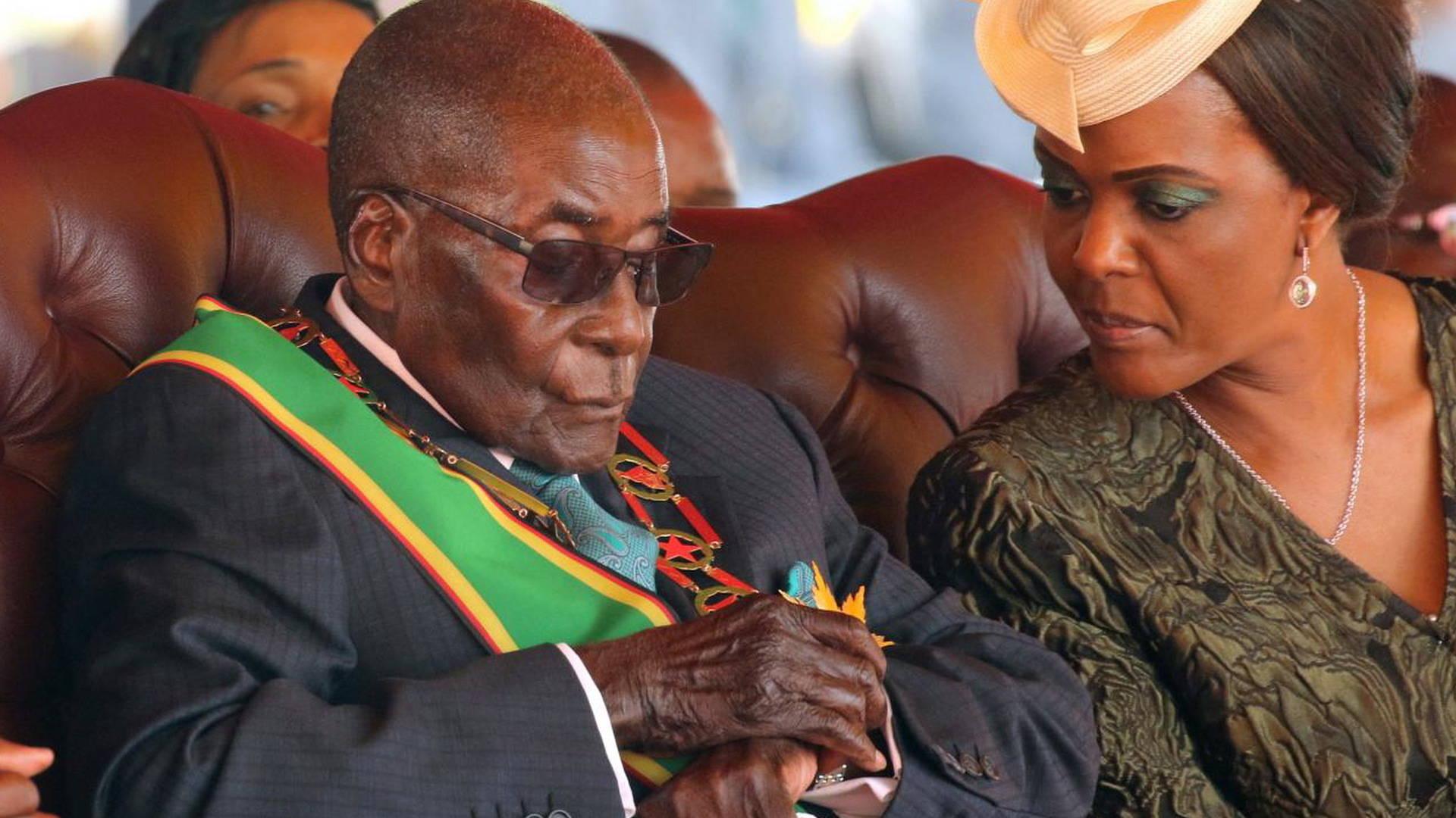 Zimbabwe in Limbo as Military Seizes Control & Places President Mugabe Under House Arrest