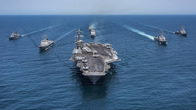 S1 us korea peacetalks war games1