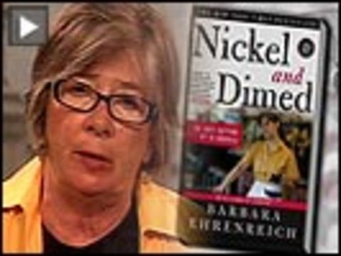 an analysis of poverty in nickel and dimed by barbara ehrenreich 'nickel & dimed' author barbara ehrenreich on how the  nickel and dimed,  by chronicling her own undercover experience working at poverty-wage.