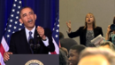 Medea Benjamin v. President Obama: CodePink Founder Disrupts Speech, Criticizing Drone, Gitmo Policy