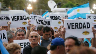Argentina nisman protests 2