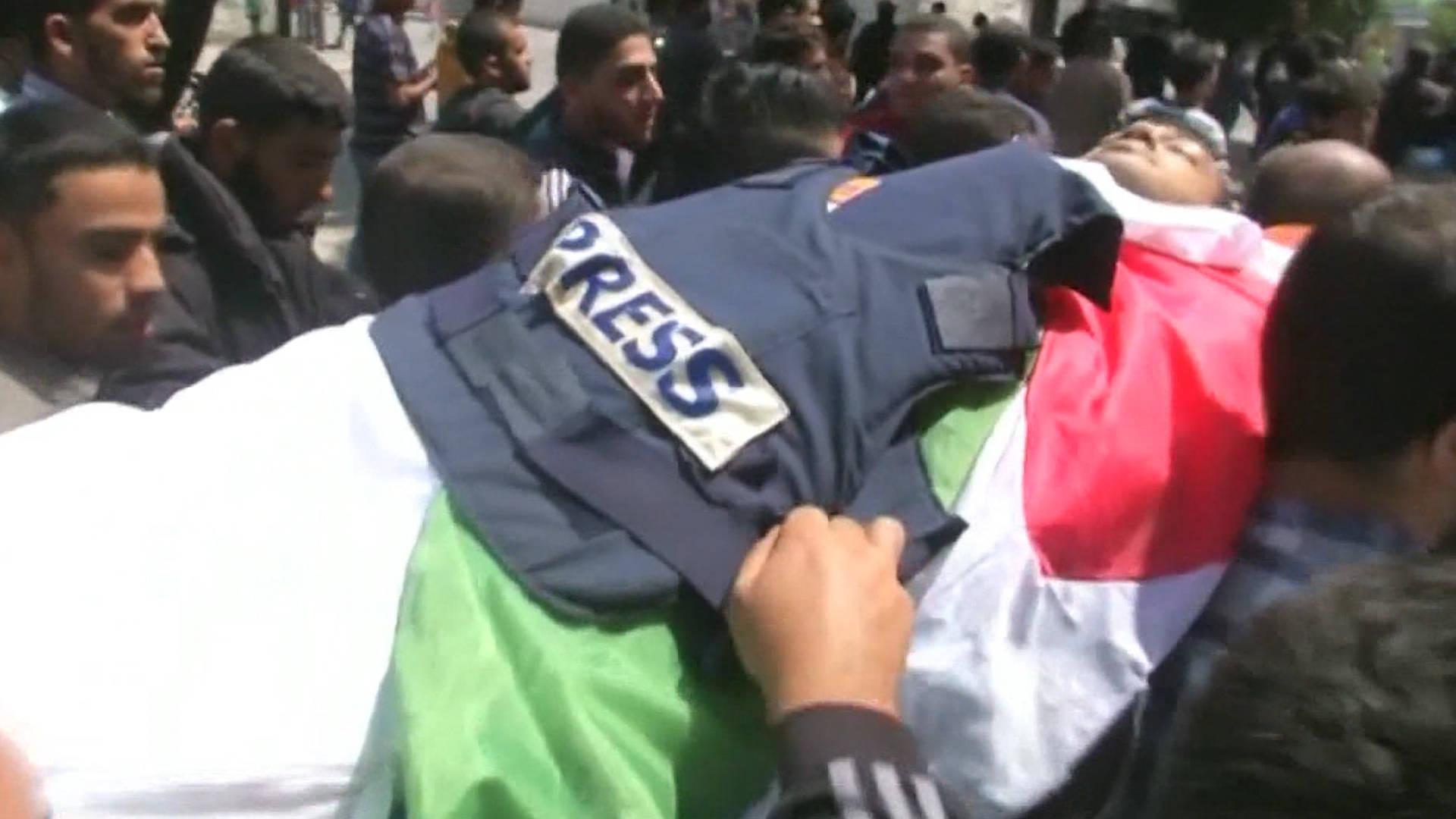 Rashid Khalidi: The Israeli Security Establishment is Terrified of a Nonviolent Palestinian Movement